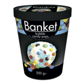 BANKET Bubble Candy-Pops