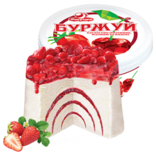 «Burzhuj» strawberry, raspberry, cherry